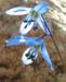 Zurück zum kompletten Bilderset Zweiblättriger Blaustern Blüte hellblau Scilla bifolia